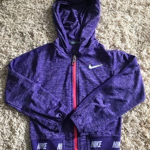 Nike Dri-fit toddler girls 3t sweatshirt
